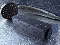 Photive Rain Waterproof Wireless Bluetooth Speaker