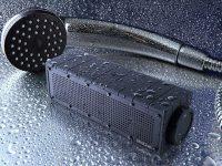 Photive Rain Waterproof Wireless Bluetooth Speaker