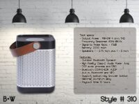 Promo Bluetooth Speakers for your event, marketing and b2b promotion.