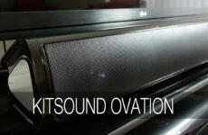 KitSound Ovation Slim Soundbar